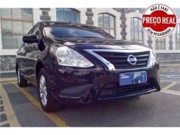 Nissan Versa 2018 1.6 16v flexstart sv 4p xtronic