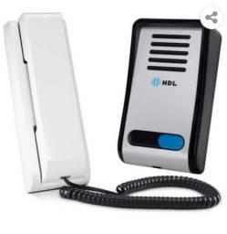 Interfone Residencial HDL - Porteiro Eletrônico