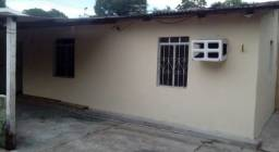 Vendo casa no Cidade Nova com 3 quartos em rua fechada