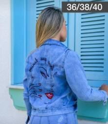 Jaquetas jeans<br>