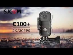 Título do anúncio: Sjcam C100+ Mini Câmera De Ação 2k 30fps - Lacrada