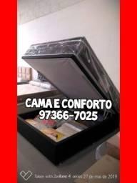 CAMA BOX, BAÚ E COLCHÕES, DIRETO DA FÁBRICA!!!