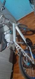 Vendo bicicleta pro x ou troco em celular