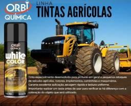 Tintas agricolas