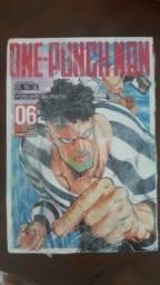 Mangá One punch man Volume 6