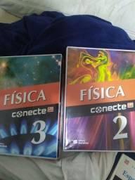 Livros de estudo e livros infantis