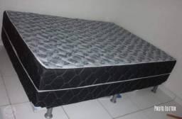 cama box de solteiro com 10 cm de espuma
