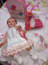 Bebê Reborn kit Kilyn ( menina)