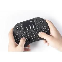 Teclado e mouse Bluetooth novo