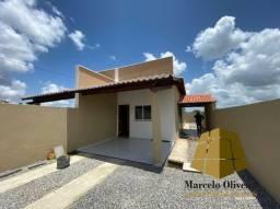 Casas com 2 qrts na Monguba em Pacatuba Apartir R135mil Leia o Anúncio