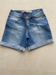 Shorts jeans Hering 36