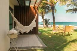 Na beira mar da Praia de Muro Alto Pernambuco com vista incrível