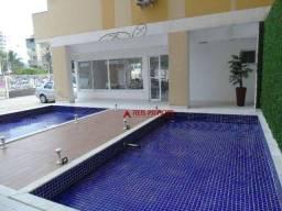 Apartamento com 2 dormitórios para alugar, 58 m² por R$ 1.800,00/mês - Recreio dos Bandeir
