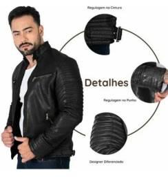 Título do anúncio: Jaqueta de Couro Masculino
