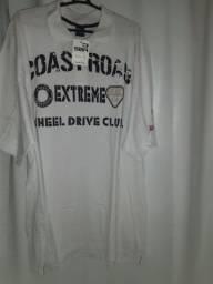 Camisa masculina tam gg