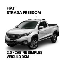 Título do anúncio: Fiat Strada Freedom 1.3 Cabine Simples Plus 2021