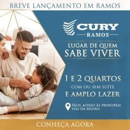 Cury Ramos - Super Lançamento - Use o seu FGTS ou Parcele a entrada!