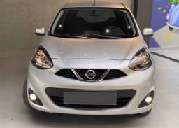 Título do anúncio: March Nissan 1.0 SV 53.990,00