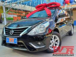 Nissan Versa SV 1.6 Flex Completo, Único Dono!