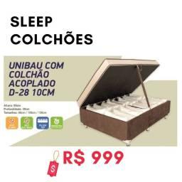 CAMA BOX - UNIBAU