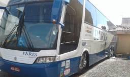 Título do anúncio: mercedes onibus busscar jum buss r ano 2001 rodoviario semi leito