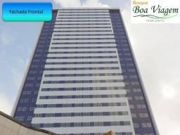 Alugo excelente apartamento 2 quartos(ste) 1 garagem 47 m2 em Boa Viagem R$ 1.800,00