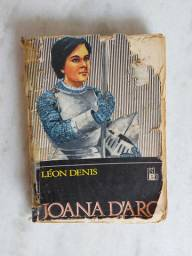 Título do anúncio: Livro Joana Darc, autor: Leon Denis
