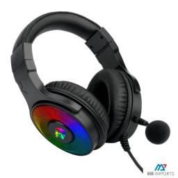 Fone Headset Redragon Pandora RGB 7.1 Novo Lacrado Com garantia