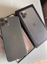 iPhone 11 Pro Max 256 GB Nota e na Garantia