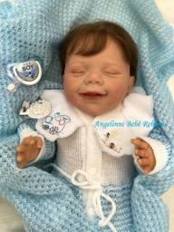 Título do anúncio: Bebê Reborn Gabriel - Pronto Envio! Com Enxoval