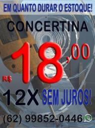 Título do anúncio: Serpentina/ concertina instalada!