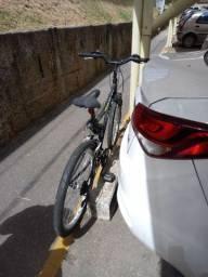 Título do anúncio: Bike aro 26 cor preta