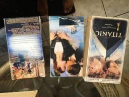 Para colecionadores fita VHS titanic