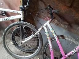Vendo 3 bicicletas por 350