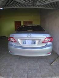 Corolla 2012 segundo dono