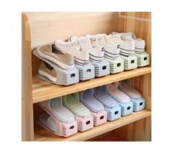Organizador rack sapato sapateira praticidade - c330