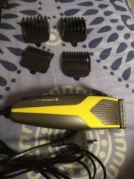 VENDO maquina de cortar cabelo, semi nova