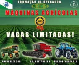 Operador Máquinas Agricolas