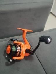 Molinete de pesca novo