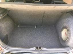 Caixa de som Peugeot 307