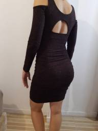 Vestido coladinho