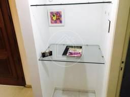 Apartamento à venda com 1 dormitórios em São cristóvão, Rio de janeiro cod:798012