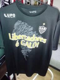 Camisa Atlético Mineiro campeão Libertadores 2013 235f994a95ac6