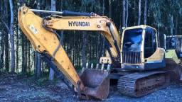 Escavadeira hidráulica Hyundai 140-LC9