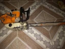 Motor serra e Roçadeira Stihl R$1500,00