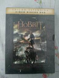 Os 3 filmes do Hobbit Versões Estendidas