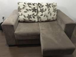 Sofá 2 lugares (com chaise)