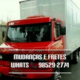 Mudanças Fretes 80 reais a partir 98529 2774