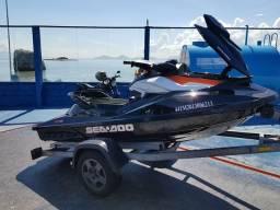 Jet Ski Sea Doo155 GTI 2013 super novo - 2013