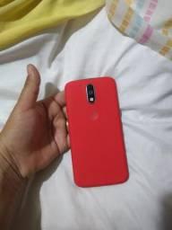 Vendo celular novo motog4 plus